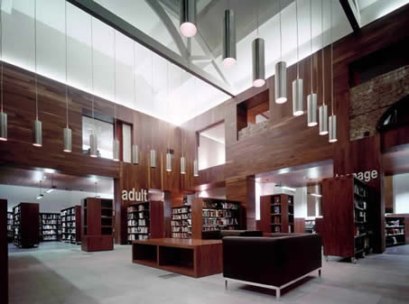 Waterford City Central Library Amp Hq Librarybuildings Info