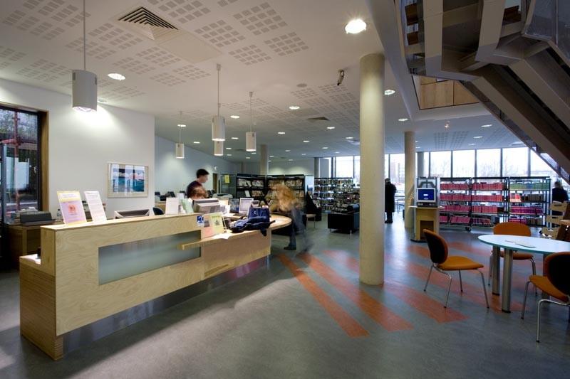 Bishopstown Library Librarybuildings Info