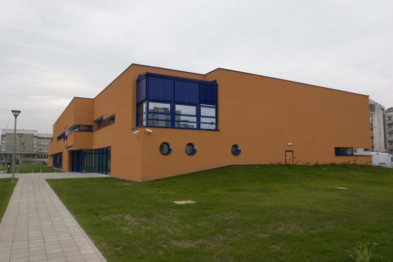City Library Ivan Goran Kovacic Karlovac Librarybuildings Info