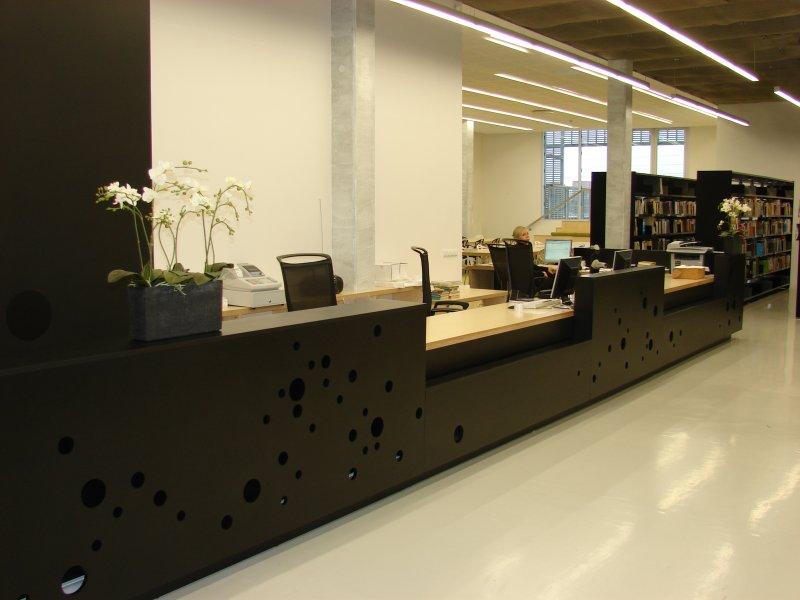 Nurmenuku Library Librarybuildings Info