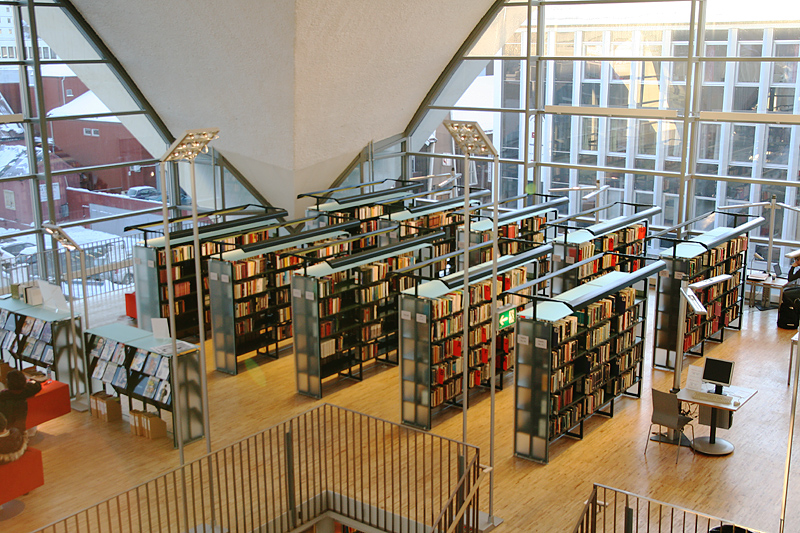Public Library And Archive City Of Troms 248