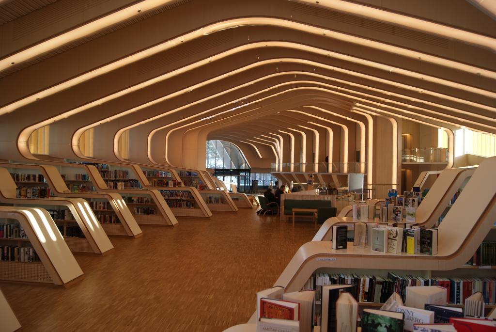 Vennesla Library Librarybuildings Info