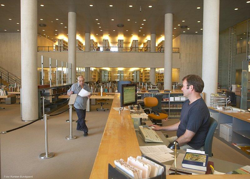 Black Diamond  Royal Danish Library