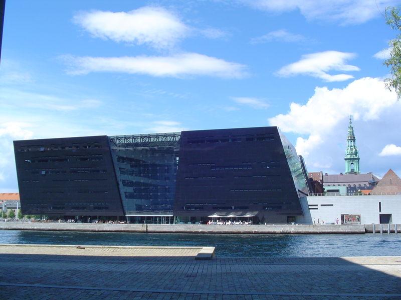 Black Diamond Royal Danish Library Librarybuildings Info