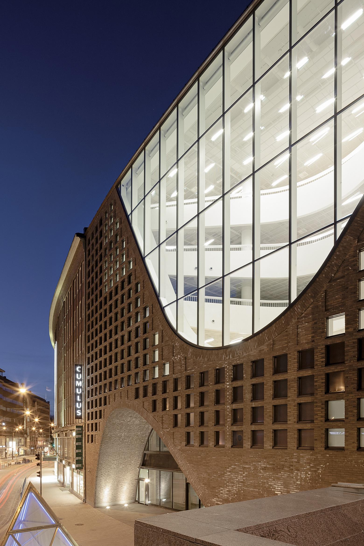 Helsinki University Main Library Librarybuildings Info